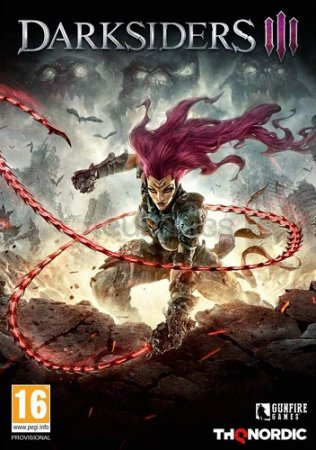 Darksiders III: Deluxe Edition [v 1.3 + DLCs] (2018) PC | Repack от xatab
