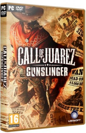 Call of Juarez: Gunslinger (2013/PC/Русский), NoDVD