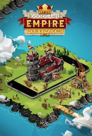 Empire: Four Kingdoms (2016/Android/Русский)