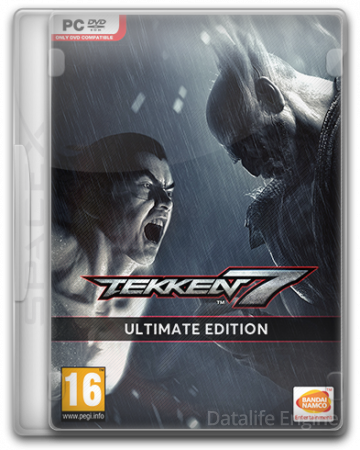 Tekken 7 - Ultimate Edition [v 2.21 + DLCs] (2017) PC | RePack от SpaceX