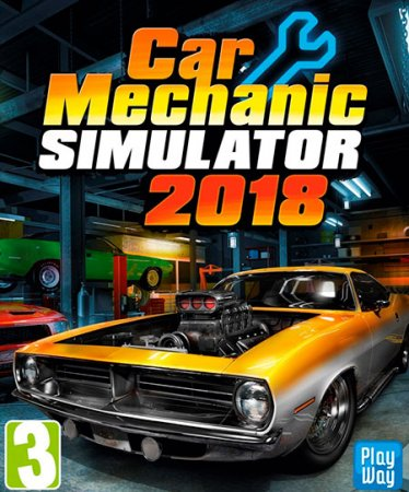 Car Mechanic Simulator 2018 [v 1.6.0 + DLCs] (2017/PC/Русский), Лицензия