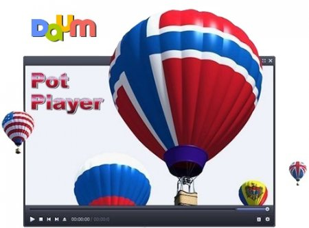 Daum PotPlayer [1.7.18346] (2019/PC/Русский), RePack & Portable by KpoJIuK