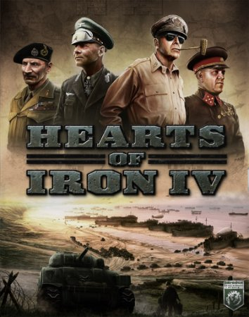 Hearts of Iron IV: Field Marshal Edition [v 1.6.2 + DLC's] (2016/PC/Русский), RePack от xatab