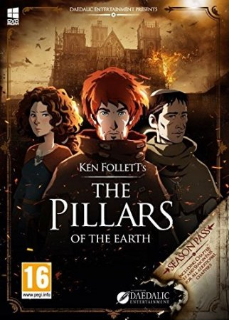 Ken Follett's The Pillars of the Earth: Book 1-3 [v 1.1.703] (2017/PC/Русский), RePack от xatab
