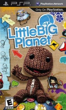 Little Big Planet (2009/PSP/Русский)