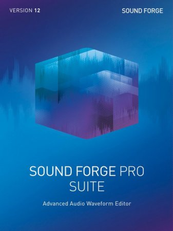 MAGIX Sound Forge Pro [13.0.0.46] (2019/PC/Русский), RePack by KpoJIuK