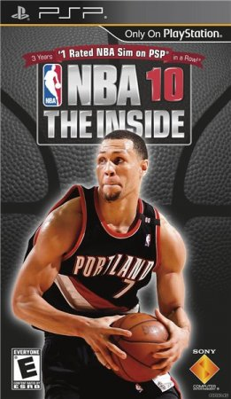 NBA 10: The Inside (2009/PSP/ISO/Eng)