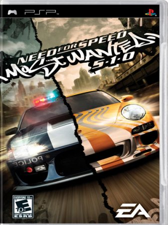 Need for Speed: Most Wanted 5-1-0 (2006/ PSP/ Русский)
