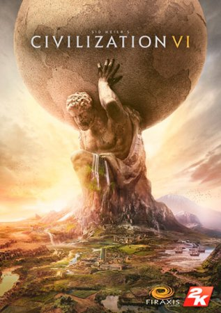 Sid Meier's Civilization VI: Digital Deluxe [v 1.0.0.314 + DLC's] (2016/PC/Русский), RePack от xatab