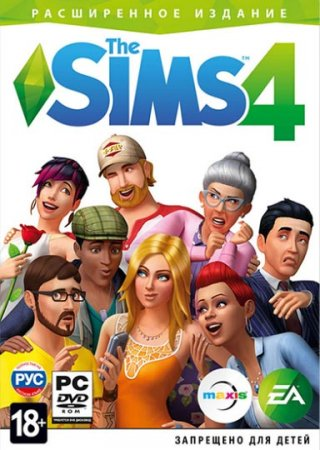 The SIMS 4: Deluxe Edition [v1.51.77.1020] (2014/PC/Русский), Лицензия
