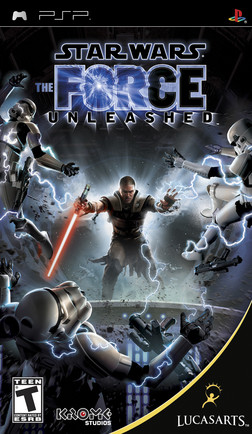 Star Wars The Force Unleashed (2008/PSP/Русский)
