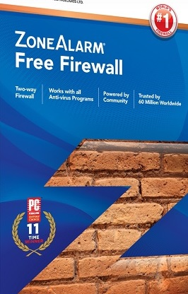 ZoneAlarm Free Firewall 2019 [15.4.260.17960] (2019/PC/Английский)
