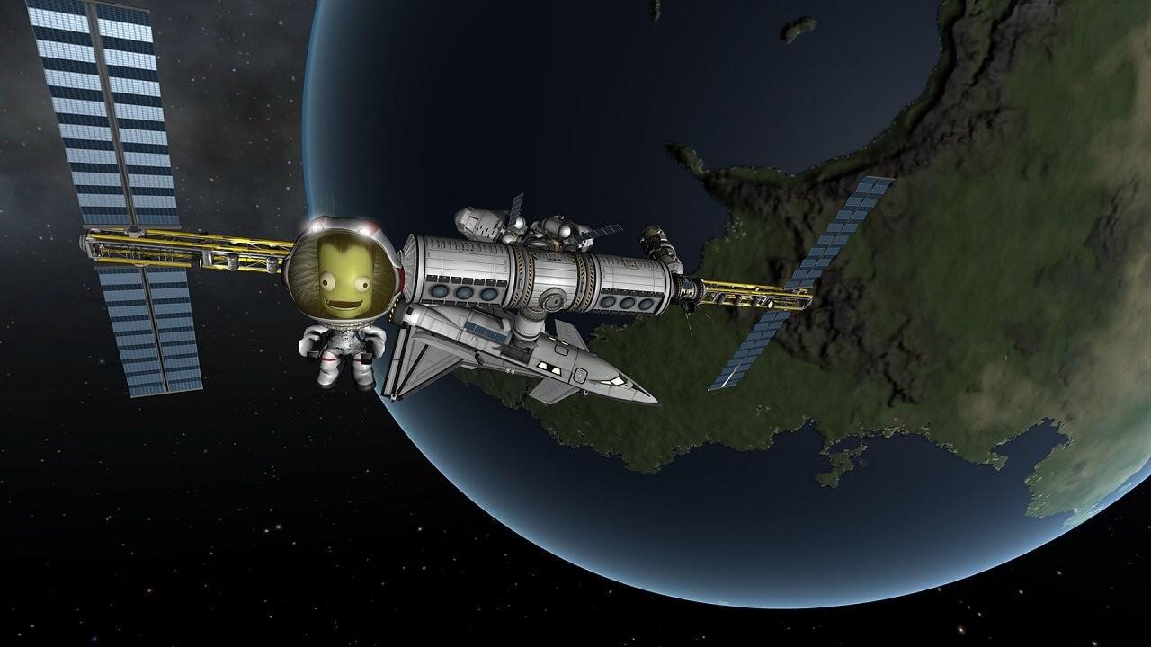 Скачать Kerbal Space Program Coop-Land