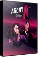 Agent A: A puzzle in disguise (2019/Лицензия) PC